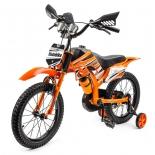 товар для детей Small Rider Moto Bike Оранжевый