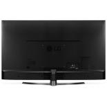 телевизор LG 49UH671V, черный
