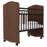 детская кроватка Агат Золушка-8, вишня