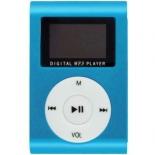 медиаплеер Perfeo VI-M001 Display, голубой