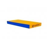мат гимнастический Perfetto Sport № 1 blue-yellow