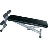 скамья гимнастическая Sport Elit SB1239-01, черная