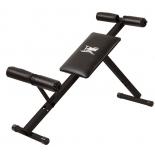 скамья Альпинистик Absolute Champion скамья для пресса и спины, 8 кг