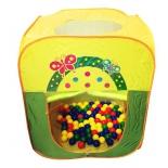 товар для детей Игровой домик Ching Ching, квадратный, CBH-21, 1.8 кг