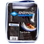 сетка для настольного тенниса Doloni Donic team clip-on сетка, 0.6 кг