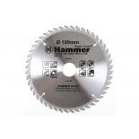 диск пильный Hammer Flex 205-113 CSB WD 190мм 48-30/20/16мм по дереву