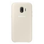 чехол для смартфона Samsung для Samsung Galaxy J2 2018 (EF-PJ250CFEGRU), золотистый