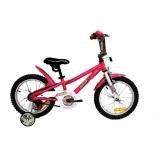 велосипед Ride 16, темно-розовый