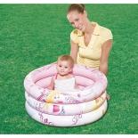 бассейн надувной Bestway Baby 91046 (поливинилхлорид)
