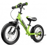 беговел Small Rider Roadster 2 Air Plus, зеленый