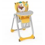 стульчик для кормления Chicco Polly 2Start Jungle (джунгли)
