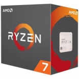 процессор AMD Ryzen 7 2700X (Socket AM4 3700MHz 105W) BOX