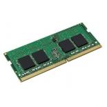 модуль памяти DDR4 Kingston KVR24S17S8/8 8Gb SODIMM 8 Gb, 2400 MHz, CL17