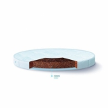 матрас для детской кроватки Nuovita Isola 75х75 (круглый)