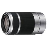 объектив для фото Sony 55-210mm f/4.5-6.3 E (SEL-55210), серебристый