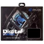 коврик для мышки Oklick OK-P0280, черный