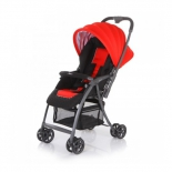 коляска Jetem Uno 16, red