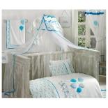 товар для детей Kidboo Happy Birthday, Балдахин голубой