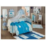 товар для детей Kidboo Sea Life, Балдахин  голубой