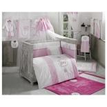 товар для детей Kidboo Rabitto, Балдахин  розовый