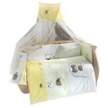 товар для детей Kidboo Little Bear, Балдахин  бежевый