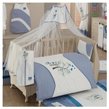 товар для детей  Kidboo Sweet Home, Балдахин голубой