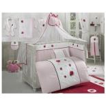 товар для детей Kidboo Little Ladybug, Балдахин розовый