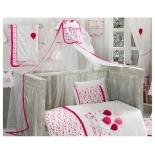 товар для детей Kidboo Happy Birthday, Балдахин  розовый