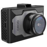 автомобильный видеорегистратор SilverStone F1 CROD A85-CPL, черный