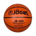 мяч баскетбольный Jogel JB-100, размер: 6