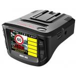 автомобильный видеорегистратор SHO-ME Combo №5 А12 с радар-детектором