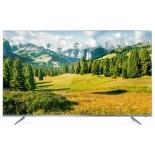 телевизор TCL L43P6US, серебристый-черный