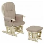 кресло для мамы Tutti Bambini Daisy GC35, ваниль/сливки