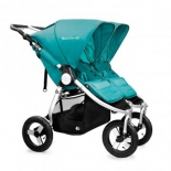 коляска Bumbleride Indie Twin, бирюзовая