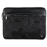 сумка для ноутбука Чехол Hama Mission Camo 13.3, черный