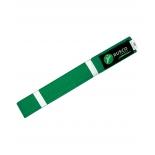 пояс для кимоно Rusco, для единоборств (260 см), зеленый
