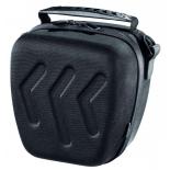сумка для фотоаппарата Hama Hardcase Arrow 110, черная