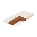 матрас для детской кроватки Baby Care Eco Coconut Lux 6 (беспружинный)