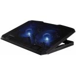подставка для ноутбука Hama (00053065), черный