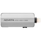 usb-флешка ADATA AI720 128Gb серая