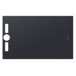планшет для рисования накладка Wacom Texture Sheet L smooth (ACK122311), на экран