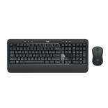 комплект Logitech Wireless Desktop MK540 (920-008686)