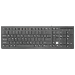 клавиатура Defender UltraMate SM-530 черная