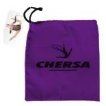 скакалка гимнастическая Чехол Chersa, для скакалки, фиолетовый
