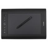 планшет для рисования Huion H610Pro, черный