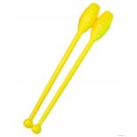 булава У714 (350мм) желтые, 2шт