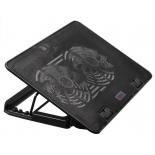 подставка для ноутбука Buro BU-LCP156-B214H, черный