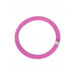 обруч  D 890, Чехол для обруча без кармана, розовый