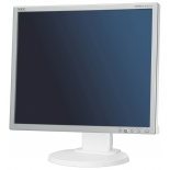 монитор NEC MultiSync EA193Mi, серебристо-белый