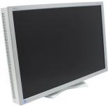 монитор NEC MultiSync P242W, серебристый